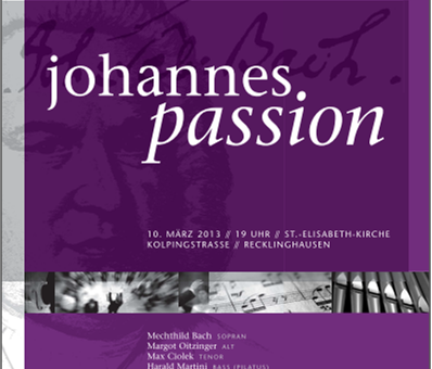 J. S. Bach Johannespassion