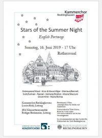 Stars of the Summer Night